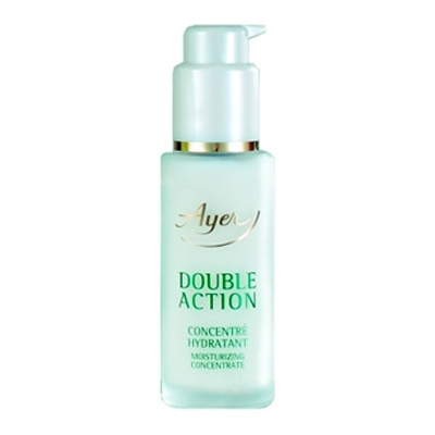 Double Action Moisturizing Concentrate