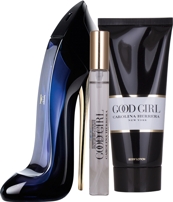 Set Good Girl 80ml + Body Lotion 100ml + 10ml