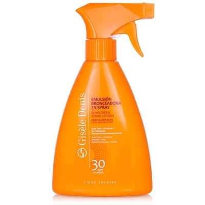 Sunscreen Spray Lotion SPF30