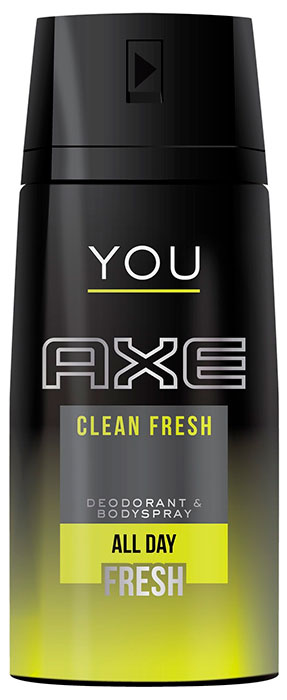 You Clean Fresh Deodorant