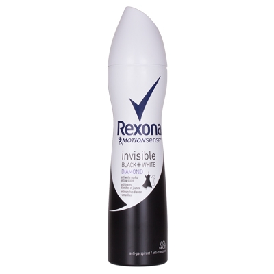 Rexona Women Invisible Diamond Deo Spray