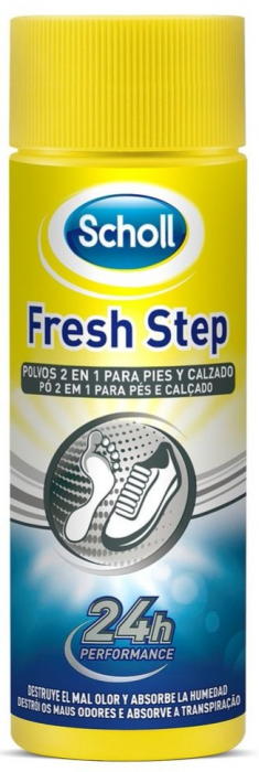 Fresh Step Polvos 2 en 1