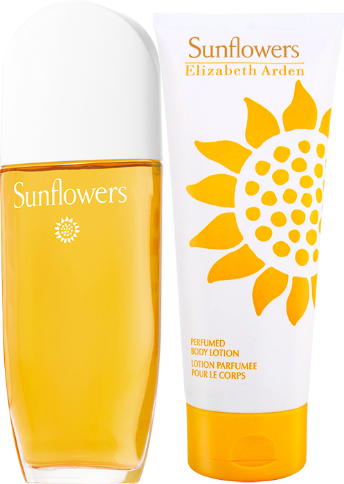 Set Sunflowers 100ml + Body Lotion 100ml