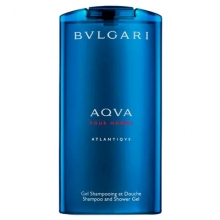 Aqva Atlantiqve Shampoo and Shower Gel