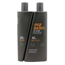 In Sun Lotion Duo SPF10 200ml + SPF20 100ml