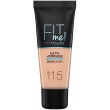 Fit Me! Matte +Poreless Foundation 30ml