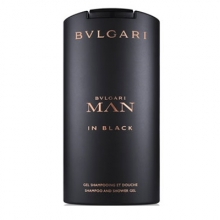 Man In Black Shampoo and Shower Gel