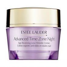 Advanced Time Zone Night Age Reversing Line/ Wrinkle Cream TTP