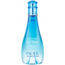 Cool Water Woman Pacific Summer Edition