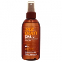 Piz Buin Tan&Protect Oil Spray SPF6