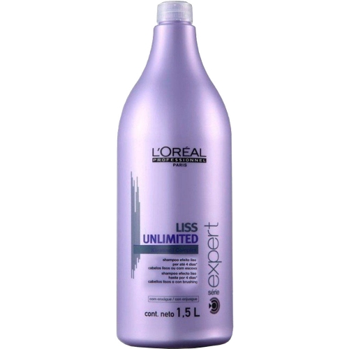 Liss Unlimited Champú