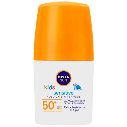 Sun Kids Sensitive Roll-On SPF50+