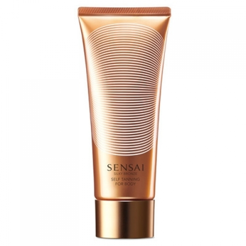 Silky Bronze Self Taning For Body