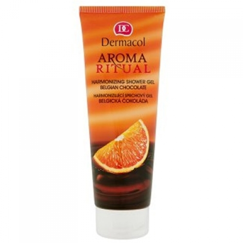Aroma Ritual Harmonizing Shower Gel Belgian Chocolate