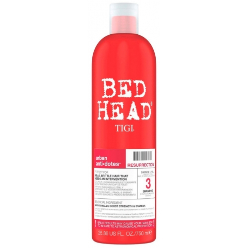 Bed Head Resurrection Champú