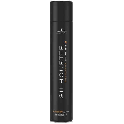 Silhouette HairSpray Super Hold